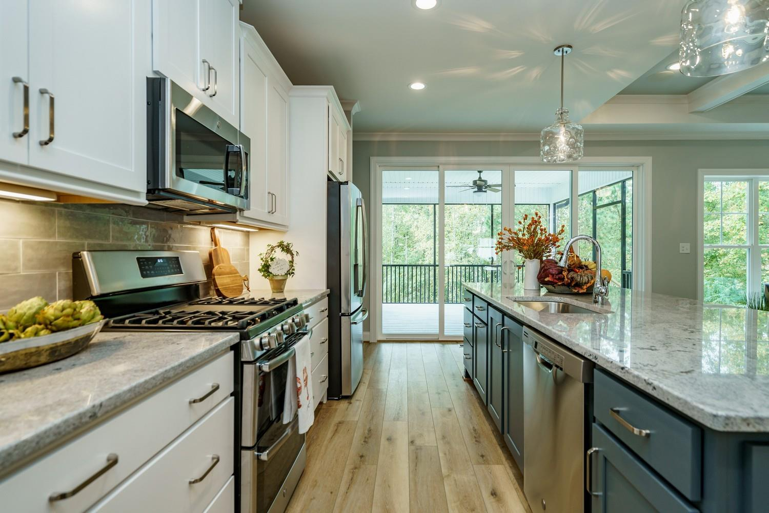 Kitchen featured in the Custom - Covington By CedarRidge in Raleigh-Durham-Chapel Hill, NC
