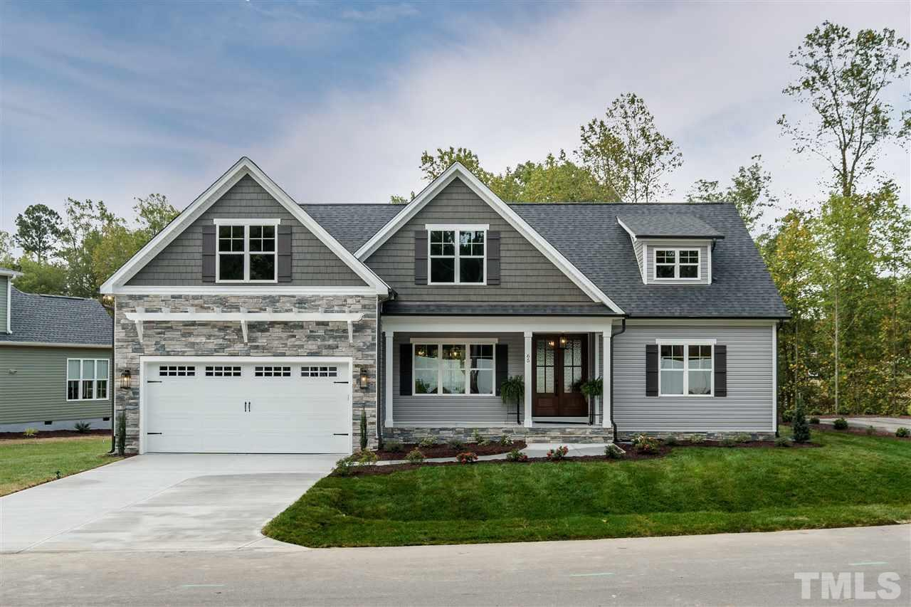 Exterior featured in the Custom - Covington By CedarRidge in Raleigh-Durham-Chapel Hill, NC