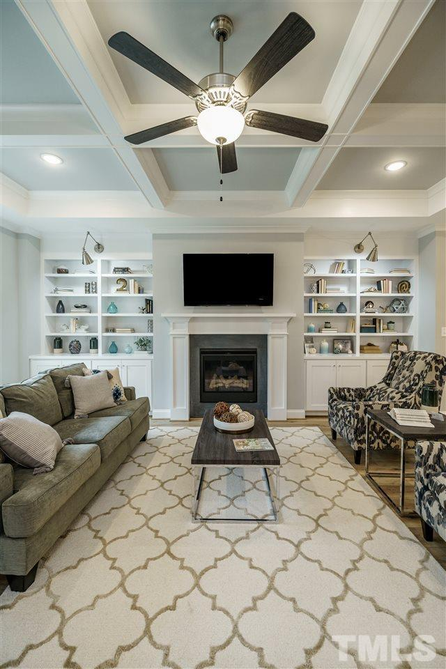 Living Area featured in the Custom - Covington By CedarRidge in Raleigh-Durham-Chapel Hill, NC