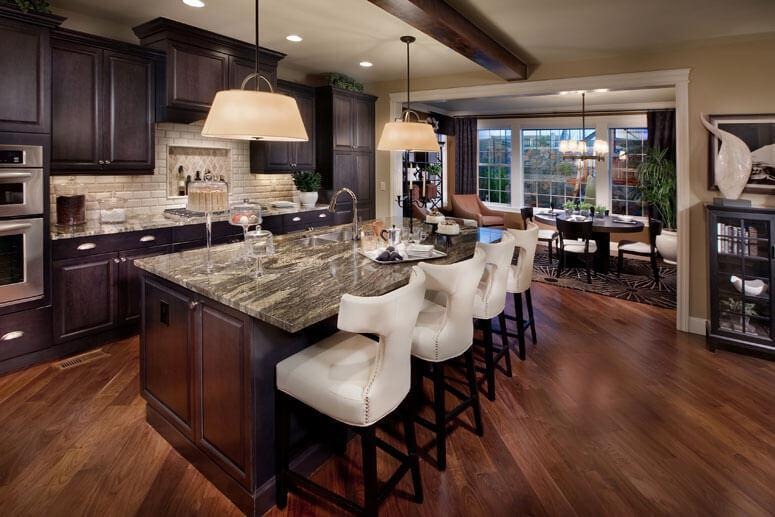 Kitchen featured in The Overlook Plan One By Celebrity Communities in Denver, CO