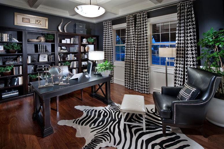 Living Area featured in The Overlook Plan One By Celebrity Communities in Denver, CO