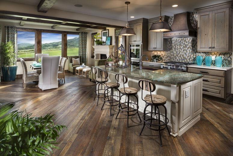 Kitchen featured in The Overlook Plan Five By Celebrity Communities in Denver, CO