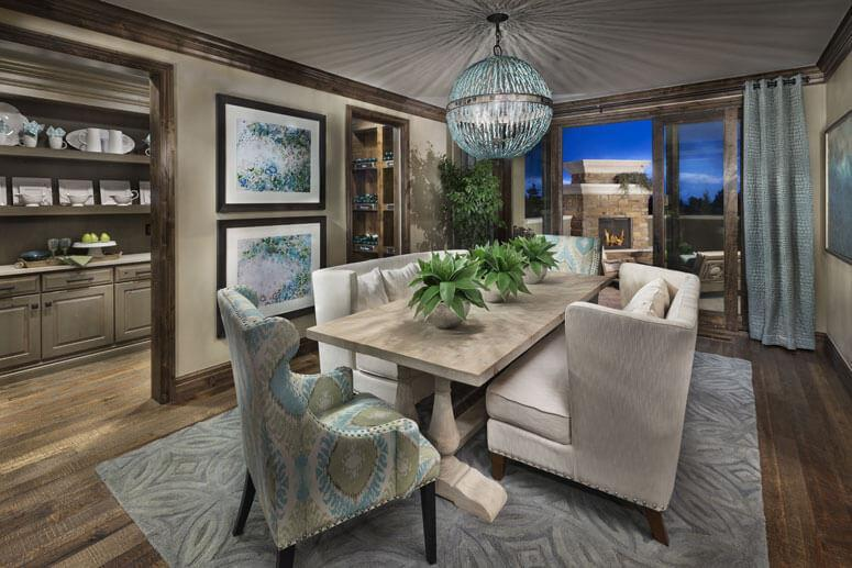 Living Area featured in The Overlook Plan Five By Celebrity Communities in Denver, CO