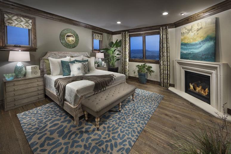 Bedroom featured in The Overlook Plan Five By Celebrity Communities in Denver, CO