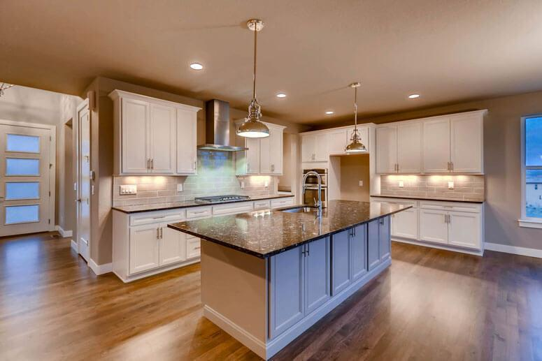 Kitchen featured in the Signature Series Plan Three By Celebrity Communities in Denver, CO