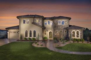 European Hillside Umbria Plan - Pradera: Parker, Colorado - Celebrity Communities
