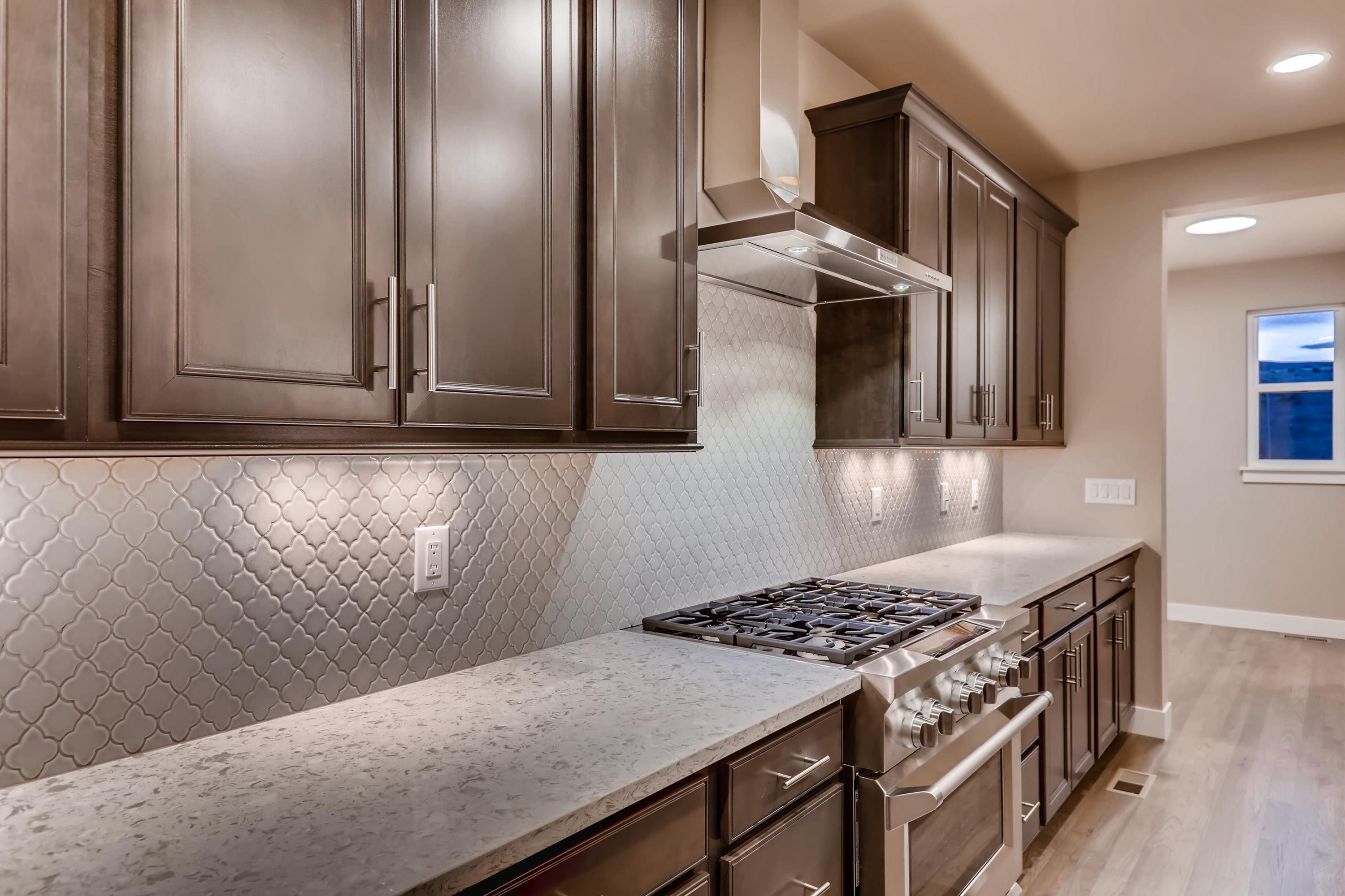Kitchen featured in the Signature Series Plan One By Celebrity Communities in Denver, CO
