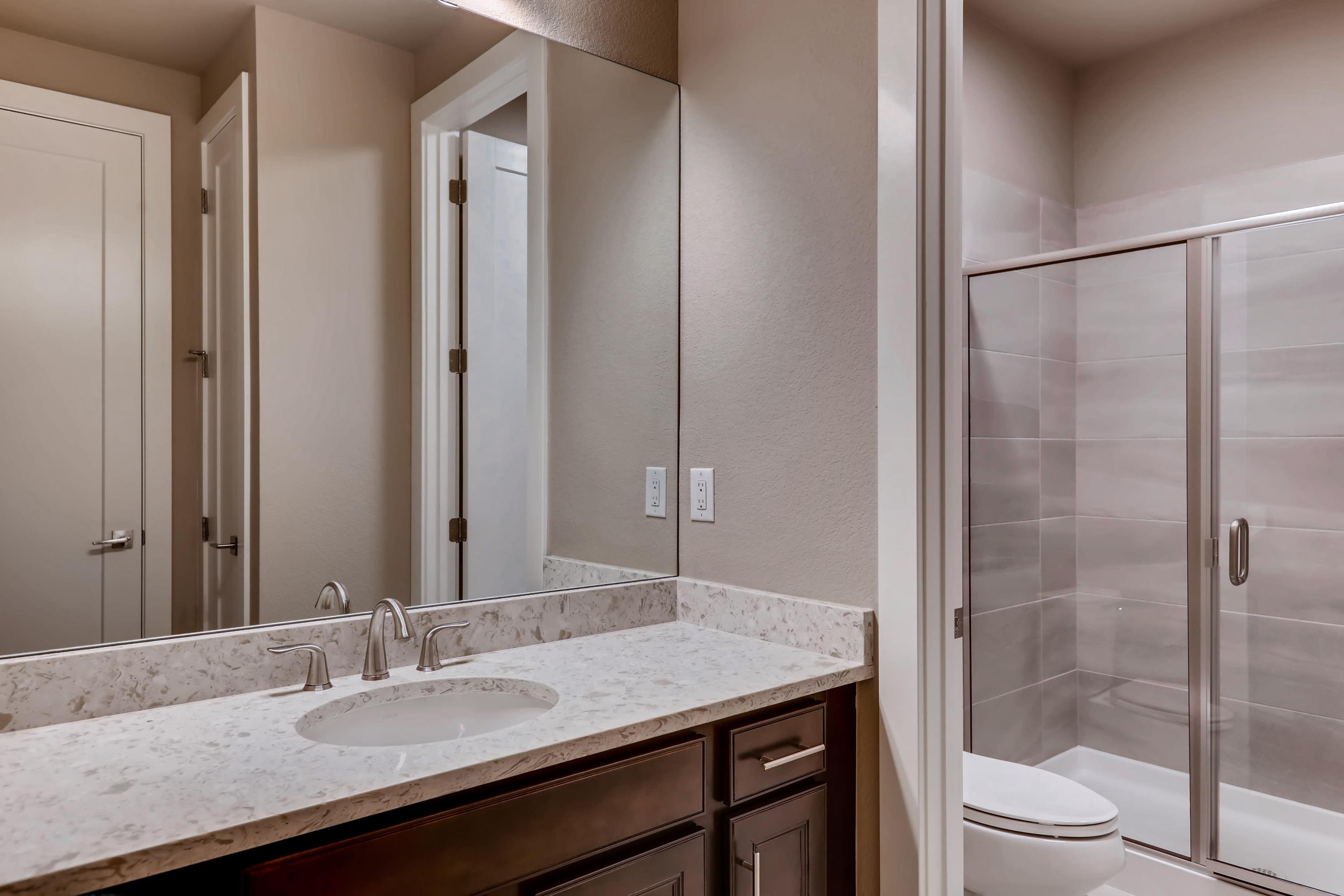 Bathroom featured in the Signature Series Plan One By Celebrity Communities in Denver, CO