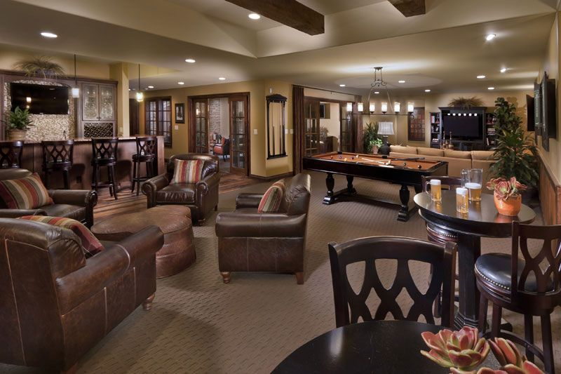 Living Area featured in The Overlook Plan Three By Celebrity Communities in Denver, CO