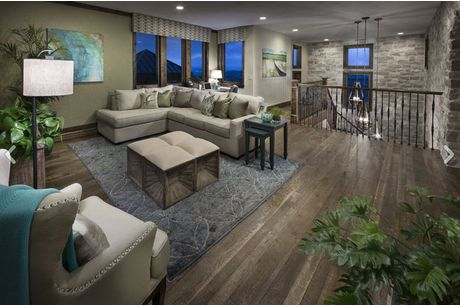 Greatroom-and-Dining-in-The Bordeaux-at-Pradera-in-Parker