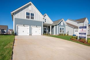 Shelton Square by Celebration Homes in Nashville Tennessee
