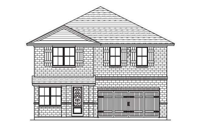 1832 Acklen Run Drive (Plan 4520)