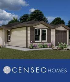 Plan 1278 - Baytown: Baytown, Texas - Censeo Homes