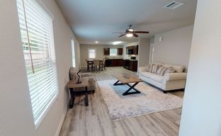 Baytown by Censeo Homes in Houston Texas