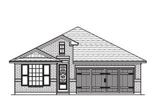 Plan 4514 - Columbia Lakes: West Columbia, Texas - Censeo Homes