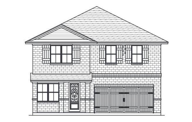 757 Rosewood Lane (Plan 4520)