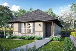 Plan 1300 - Clinton Park: Houston, Texas - Censeo Homes