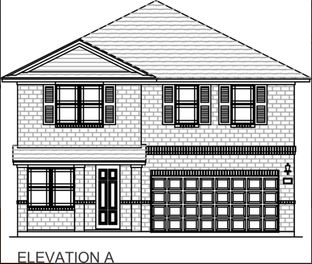 Plan 2717 - Sterling Lakes: Rosharon, Texas - Censeo Homes
