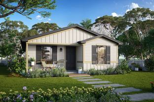 Plan 1 - Beaumont: Beaumont, Texas - Censeo Homes