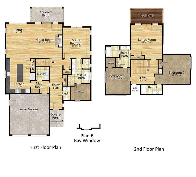 Braswell Floor Plan