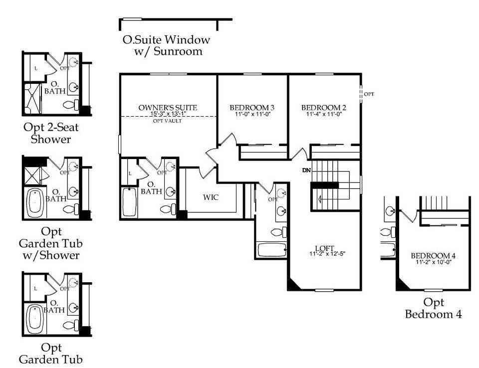 Centex homes oxford floor plan house design plans for Oxford floor plan