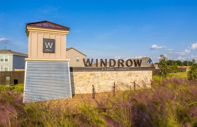 Welcome to Windrow!