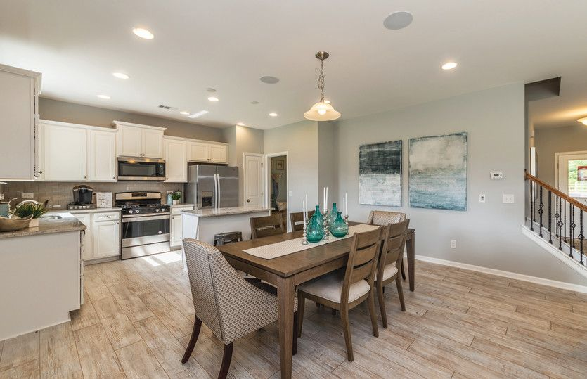 Living Area featured in the Aspire By Centex Homes in Hilton Head, SC