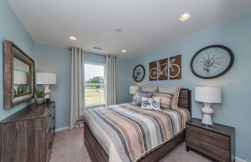 Bedroom featured in the Aspire By Centex Homes in Hilton Head, SC