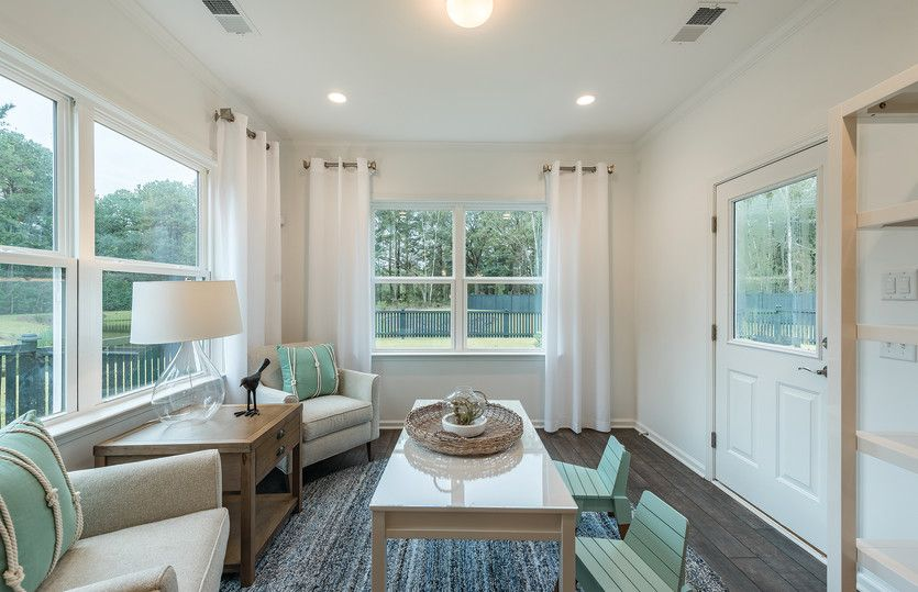 Living Area featured in the Hampton By Centex Homes in Hilton Head, SC