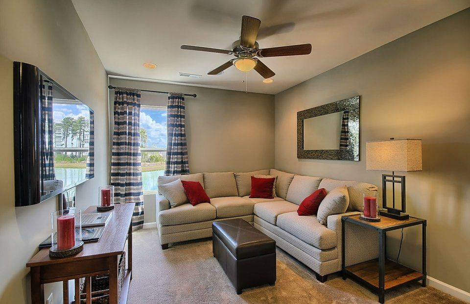 Living Area featured in the Douglas By Centex Homes in Hilton Head, SC