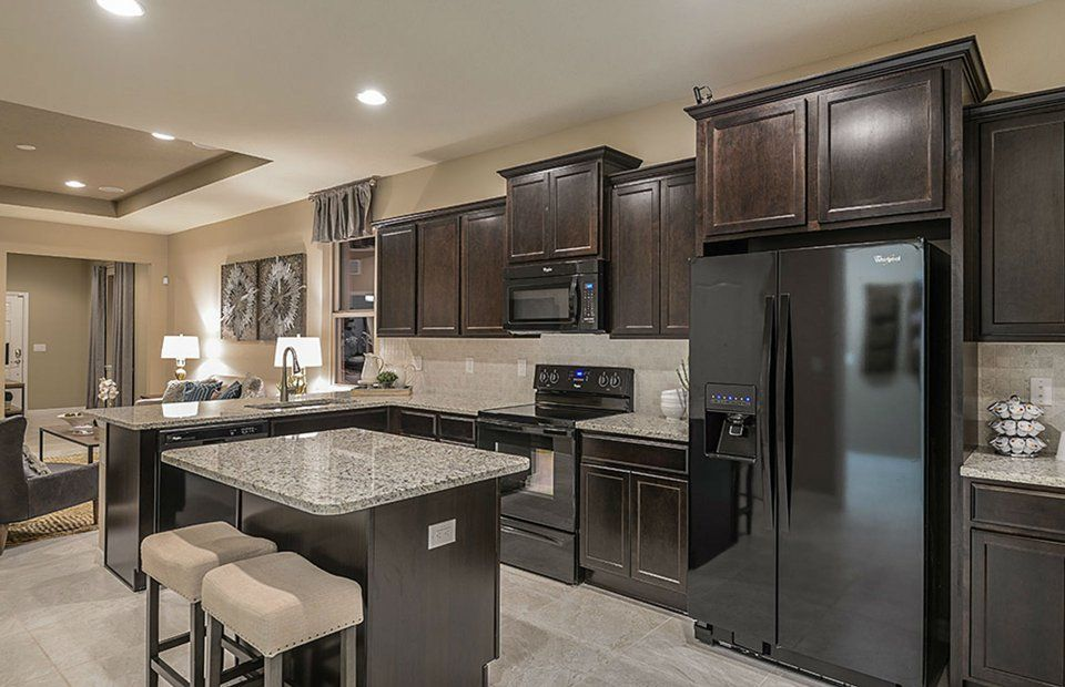 Kitchen-in-Tropic-at-East Lake Preserve-in-Kissimmee