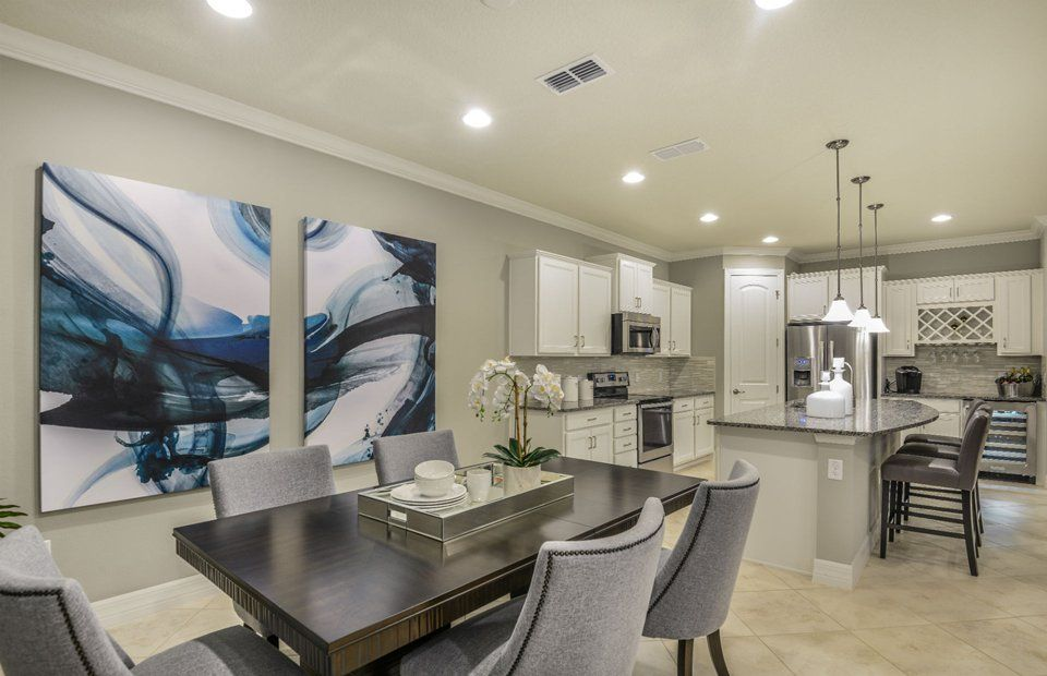 Kitchen-in-Citrus Grove-at-Serenoa-in-Clermont