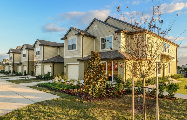 Crossing At Emerson Park In Apopka, FL, New Homes & Floor