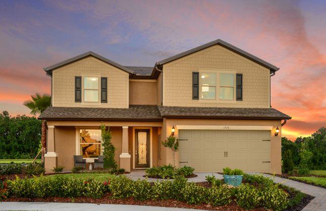 Eagle Meadows In Saint Cloud, FL, New Homes & Floor Plans