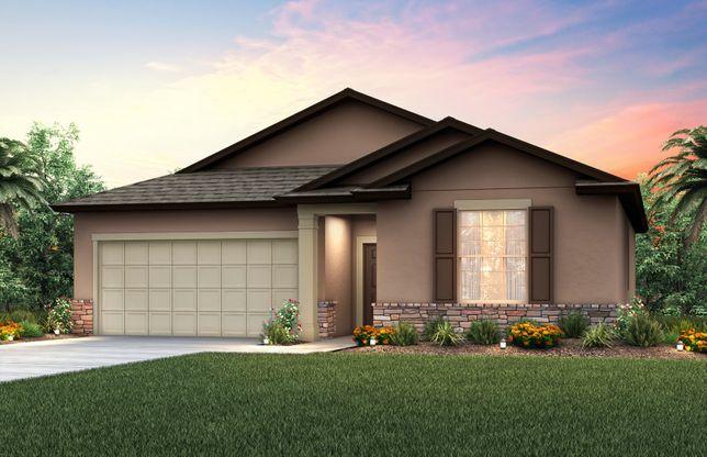 Larkspur Plan, Kissimmee, Florida 34744