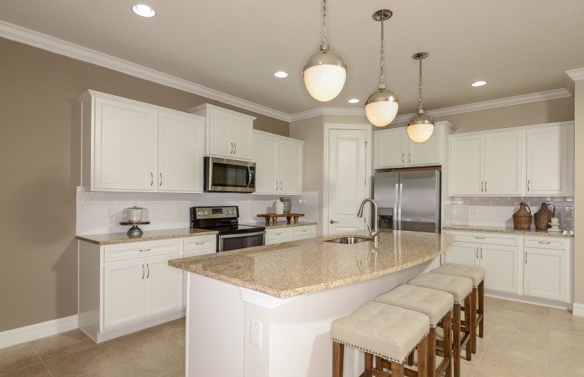 Kitchen featured in the Citrus Grove By Centex Homes in Orlando, FL