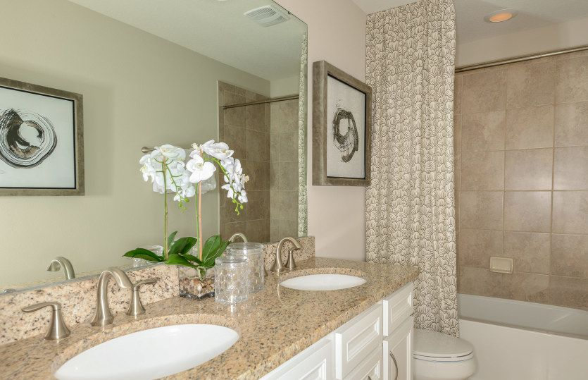 Bathroom featured in the Citrus Grove By Centex Homes in Orlando, FL