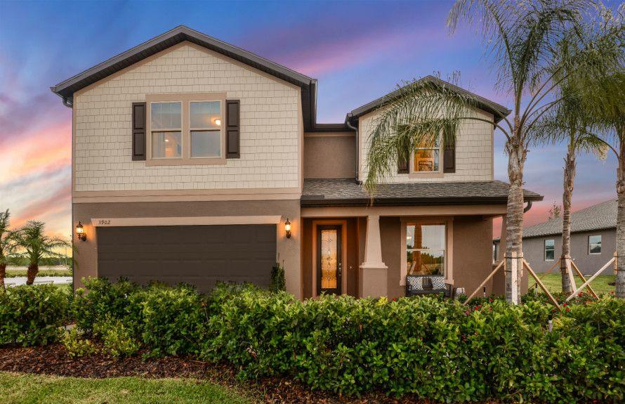 Whaley's Creek In Saint Cloud, FL, New Homes & Floor Plans