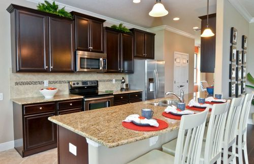 Kitchen-in-Sandhill-at-Summerset at South Fork-in-Riverview