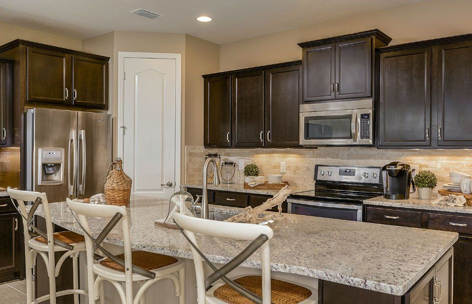 Kitchen-in-Summerwood-at-Summerset at South Fork-in-Riverview