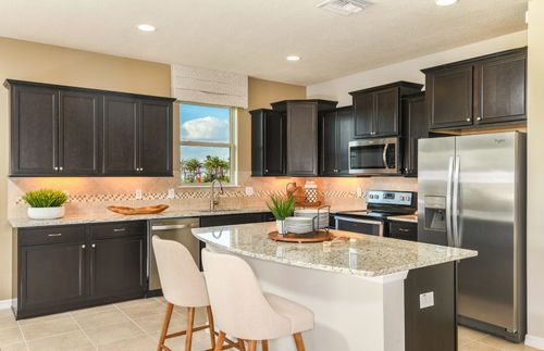 Kitchen-in-Oasis-at-Summerset at South Fork-in-Riverview