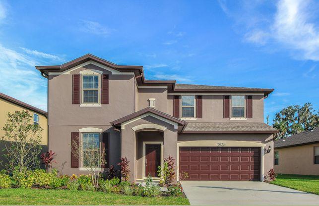 Sandhill Plan, Riverview, Florida 33579