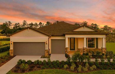Palm Talavera Spring Hill Florida Centex Homes
