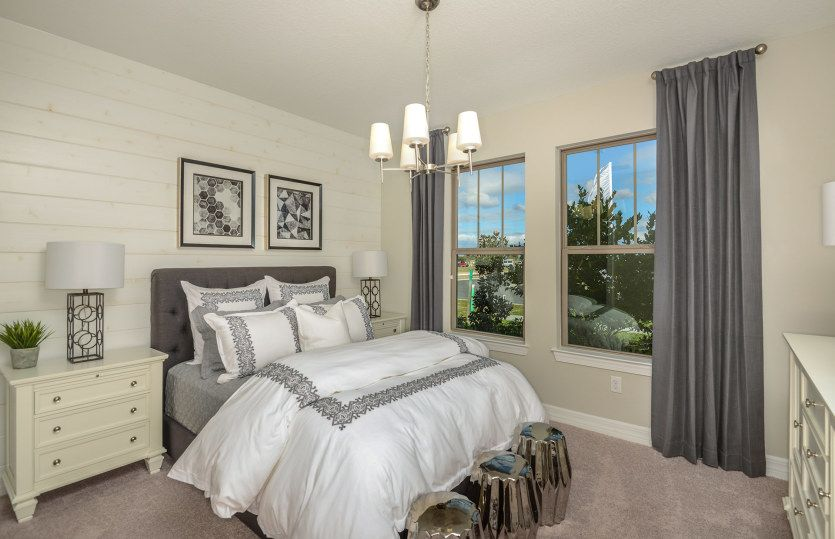 Bedroom featured in the Dockside Grand By Centex Homes in Tampa-St. Petersburg, FL