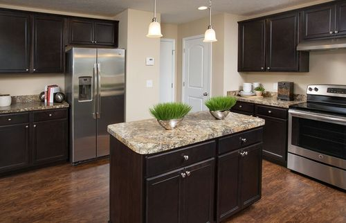 Kitchen-in-Dalton-at-Hanover Trace-in-Louisville