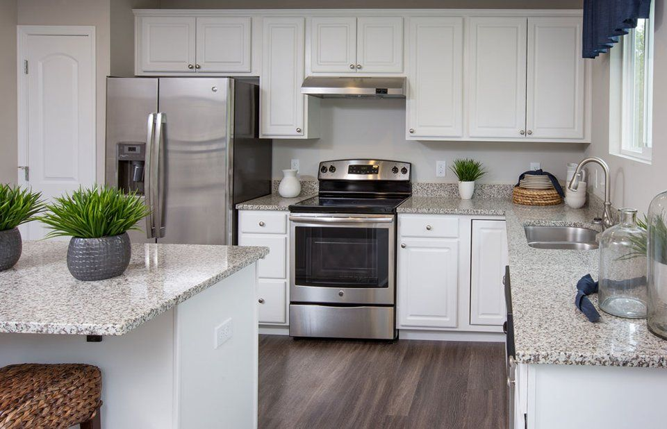 Kitchen-in-Aspire-at-Hanover Trace-in-Louisville