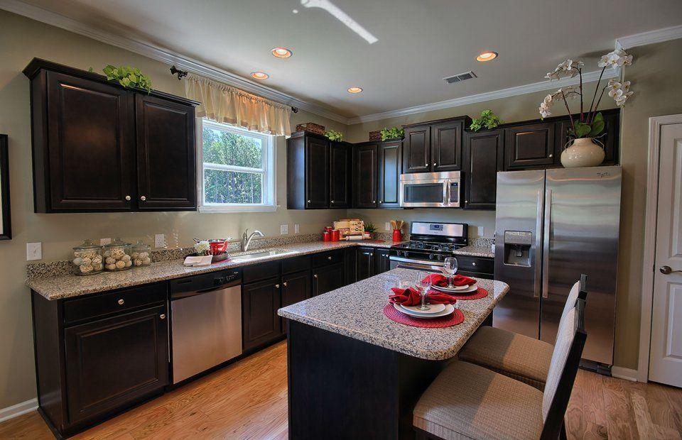 Kitchen-in-Compton-at-Lakeshore-in-Durham