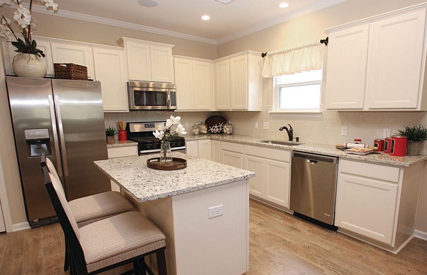 Kitchen-in-Compton-at-Hidden Valley-in-Willow Spring