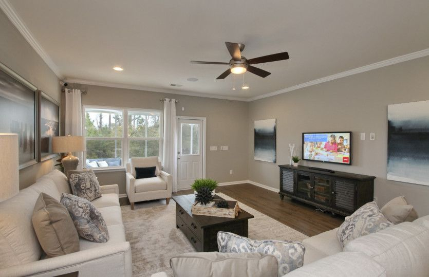 Living Area featured in the Compton By Centex Homes in Wilmington, NC