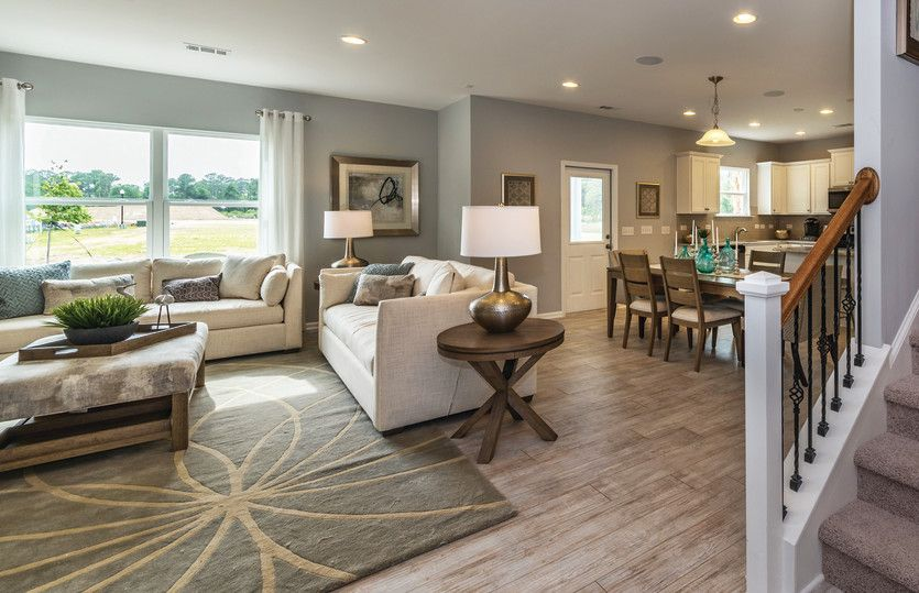 Living Area featured in the Aspire By Centex Homes in Myrtle Beach, SC